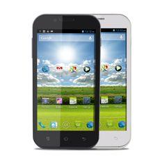 Haier W850 MSM8225Q 1.2GHz Quad-Core-Android 4.1 4.5 Zoll HD Bildschirm High-Definition-Dual-Kamera-Dual-SIM-Dual-Standby-Dual UMTS/3G