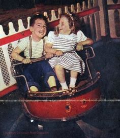 Rarely seen photos of Forest Park Highlands amusement park : Gallery