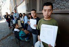 A los hijos de los inmigrantes les va mejor que a los nietos de los inmigrantes