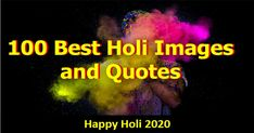 The Best 100 Images Happy Holi Happy Holi Wishes Images, Pictures, Photo, Quotes, Messages & Whatsapp Status Holi Wishes Images, Happy Holi Images, Happy Holi Quotes, Happy Holi Wishes, Happy Holi Picture, Holi Pictures, Holi Colors, Holi Celebration, Color Quotes