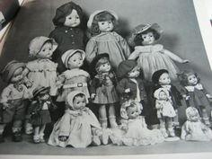 8pg Effanbee PATSY Doll Article FAMILY Collector's Joy w/Patsy Family Ad b1   eBay