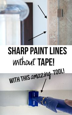 Save this! How to paint a room like a pro. A step by step guide on how to get it done fast and like a pro! : Save this! How to paint a room like a pro. A step by step guide on how to get it done fast and like a pro! Painting Walls Tips, Painting Tools, Diy Painting, Painting Hacks, Painting A Bedroom, Steps To Painting A Room, Furniture Repair, Furniture Makeover, Fast Furniture