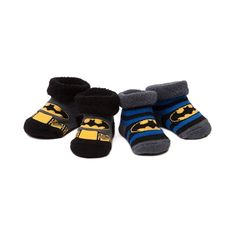 Shop for Crib Batman Socks Set 2 Pack in Multi at Journeys Kidz. Shop today for the hottest brands in mens shoes and womens shoes at JourneysKidz.com.Soft cotton Batman socks for his tiniest fans! Two pack featuring a variety of Batman graphics and text.
