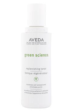 Women's Aveda 'green science' Replenishing Toner