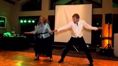 The Most Amazing Mother Son Wedding Dance EVER!!!!!!