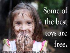 leukste speelgoed is gratis #ekkomi #kindercoach http://www.pinterest.com/ekkomikndrcch/