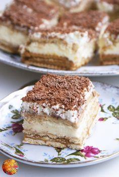 Ciasto 3BIT bez pieczenia <3