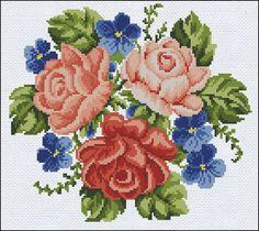 vyshivka-krestom-cvety.jpg 700×625 pixels