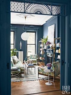 This Designer Home Masterfully Mixes Old and New
