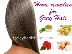 Best Home remedies for gray Hair. Get rid of Gray hair. At home Cure for white hair. A permanent solution for grey hair. How to reverse gray hair naturally