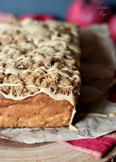 Apple Pie Bread from Cookie and Cups