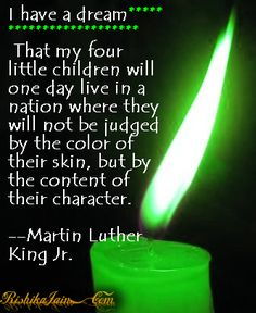 Now its my five little children but its my dream too. Sad we still have to worry about this.