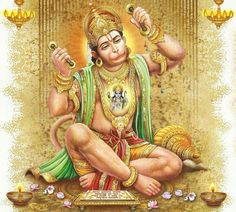 Mantras of Lord Hanuman