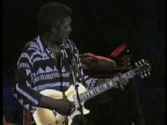 "▶ Luther Allison- ""Living In The House Of The Blues"" - Live on 19th April 1997 at the theatre St Gilles in La Reunion, an island paradise east of Madagascar in the Indian Ocean...."