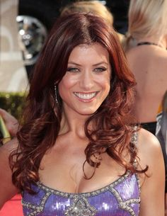 Color- Kate Walsh Red-Brown
