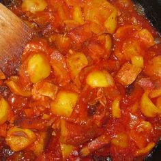 Chili, Cooking Recipes, Soup, Foods, Drinks, Hungarian Recipes, Food Food, Drinking, Food Items