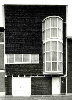 House Van Haver (1931) in Antwerpen, Belgium, by Walter van den Broeck