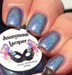 Anonymous Lacquer — Realm Of The Fae - HHC Spooktember/16