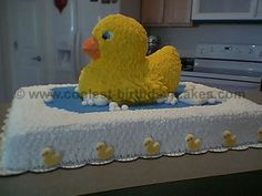 baby shower cake duck - Bing Images