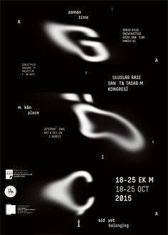 Poster Proposal for Dokuz Eylül University Faculty of Fine Arts 2nd Arts and…