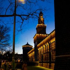 Photo Milan Castle by Argenzia Cristina Gallotta on 500px