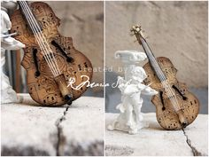 Lollyrot Scrapbooking: Violin