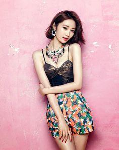 Go Joon Hee CéCi Korea Magazine July Issue '13
