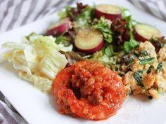 長崎うまかもん倉庫の野菜セットでワンプレート中華ランチ♪