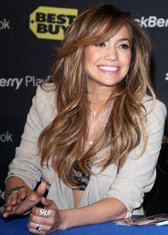Jennifer Lopez Hair 2015