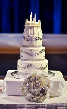 Wedding Cake Wednesday: Space MountainEver After Blog | Disney Fairy Tale Weddings and Honeymoon