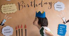 アイディアノート - こども誕生日撮影&部屋飾り付けグッズ おうち写真館なら グラこころ