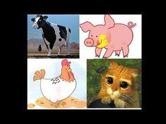 Los sonidos de los animales 2