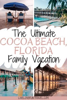 Find out everything you need for the ultimate Florida family vacation at the beach. #florida resorts in Florida | Florida beach vacation | Florida vacation beach | best beaches in Florida | Florida family vacation | beach Florida | Cocoa Beach Florida | best Florida beaches | beautiful beach in Florida | Florida beach vacation ideas | vacation Florida | vacation in Florida | Florida beach | romantic Florida vacation | places to travel in Florida | travel to Florida
