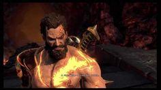Deimos, hermano de Kratos