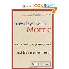 Why You Should Live Like Morrie | Sonia Begum - A Writer's World