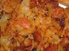 Best Kapusta - My WordPress Website Keilbasa And Sauerkraut, Sauerkraut Recipes, Cabbage Recipes, Pork Recipes, Cooking Recipes, Family Recipes, Ukrainian Recipes, Russian Recipes, Recipes
