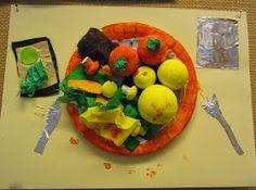 OpenIdeat: Terveellinen ravinto ja lautasmalli Fruit Salad, Food, Fruit Salads, Essen, Meals, Yemek, Eten