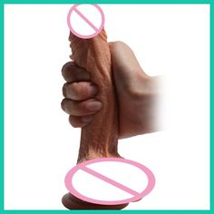 HiEHa Sex Shop Soft Silicone Huge Realistic Dildo Male Artificial Penis Cock Pussy Plug Massager Sex Product for Women Game Toy