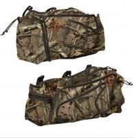 Summit Treestand Front Bar Deluxe Side Bags Mossy Oak Camo, 85247