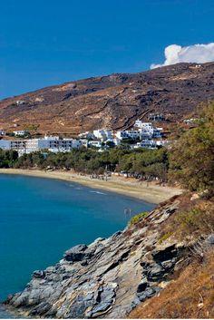 Kionia Beach, Tinos, Greece