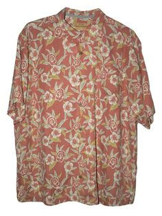 Tommy Bahama Freestyle Floral Silk Camp Shirt: Clothing http://tommytyme.com/