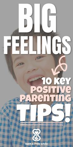Validating big feelings and emotions is key to helping toddlers and young children advance in their social & emotional development. Learn 10 key positive parenting tips from Such a Little While! #howto #children #positiveparenting #tantrums #quotes Gentle Parenting Quotes, Parenting Hacks, Helping Children, Young Children, Kids Coping Skills, Social Emotional Development, Kids Mental Health, Positive Discipline, Feelings And Emotions