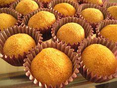 BRIGADIER GOURMET ORANGE LIMA with brown sugar