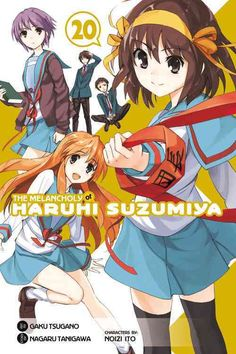 The Melancholy of Haruhi Suzumiya 20