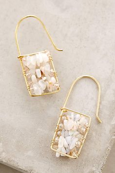 Mosaic Drops - anthropologie.com #anthrofave