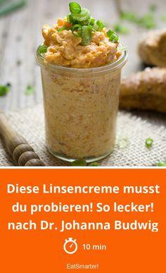 Diese Linsencreme musst du probieren! So lecker! | eatsmarter.de #linsen #gesunderezepte #healthy