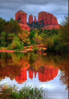 Sedona--beauty--red rocks--light--inspiration