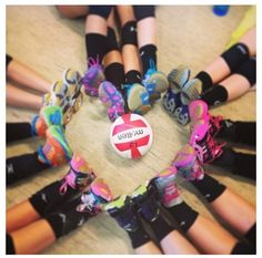 Love volleyball!!!