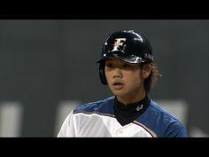 日本ハム追加点!谷口が今季初安打初適時打 2014.05.02 F-Bs - YouTube