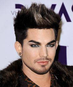 Adam Lambert Short Hair | Adam Lambert Hairstyles